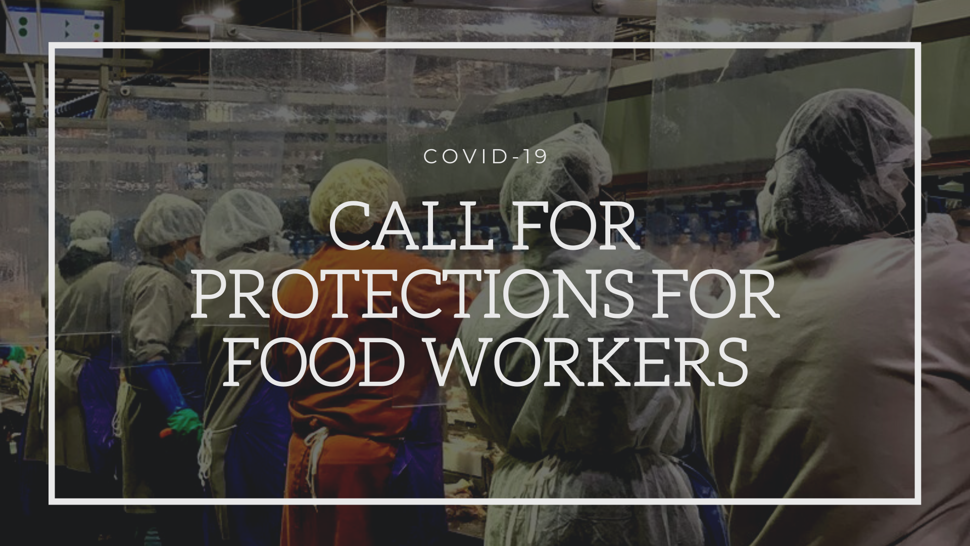 Lack of COVID protections threatens Nebraska workers, communities, food production