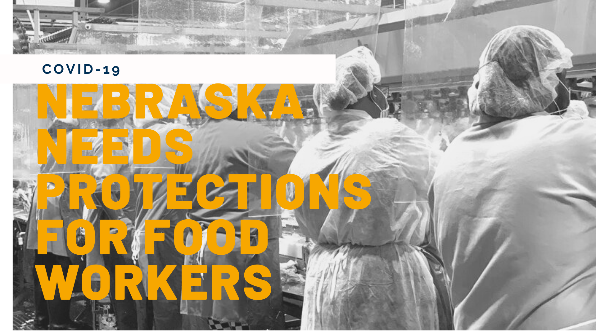 Take Action: Meatpacking Workers Need Essential Protections and Benefits